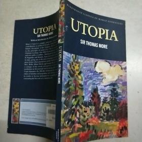 (英文原版)Utopia(32开)