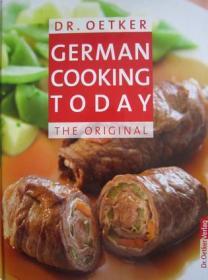 German Cooking Today:The Original