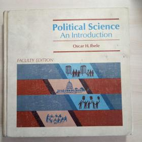 polical science an lntroduction