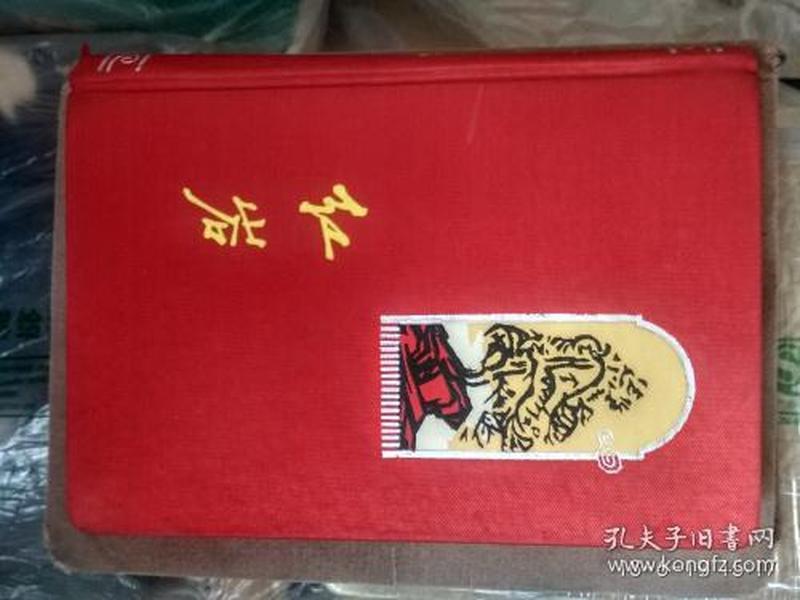 北大毕业北京理工大学教师 文革前日记 文革日记
