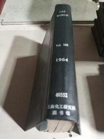 GAS WORLD.Vol.160.1964(天然气世界 )(英文)
