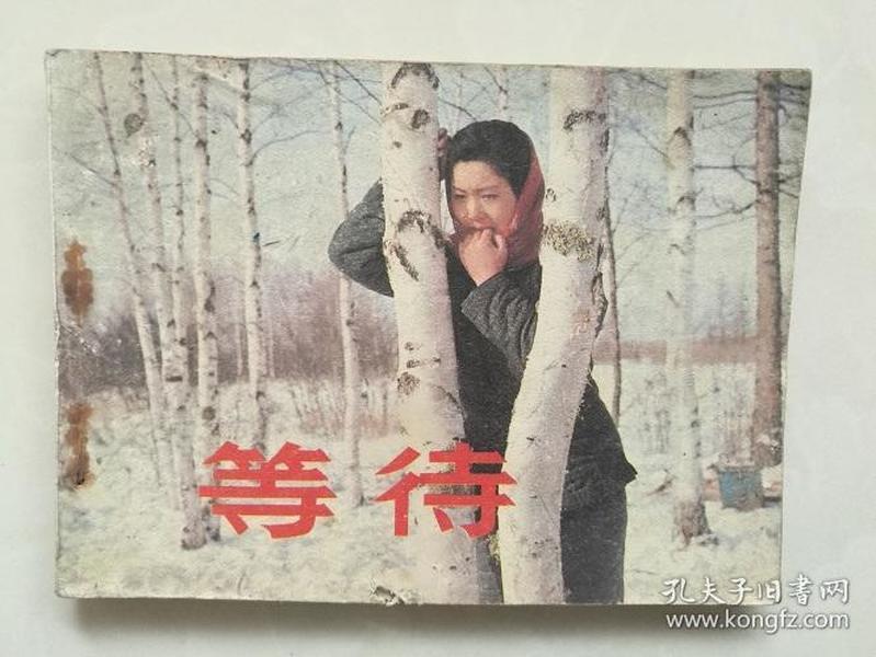 经典单册连环画《等待》153