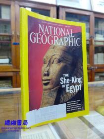 NATIONAL   GEOGRAPHIC  美国国家地理杂志 英文版 APRIL 2009