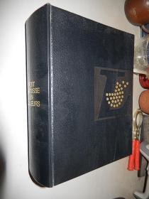 Petit Larousse En Couleurs 彩色版拉鲁斯百科 法文原版精装 正版
