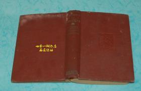 STORIES AND DRAMAS(1926年英文原版《故事和戏剧》)大32开硬精装