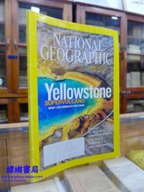 NATIONAL   GEOGRAPHIC  美国国家地理杂志 英文版 AUGUST 2009
