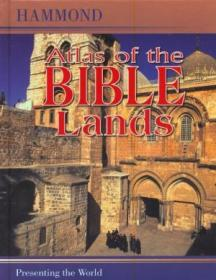 Hammond Atlas Of The Bible Lands