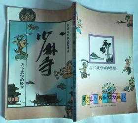 蔡志忠古典幽默漫画:少林寺 天下武学的殿堂