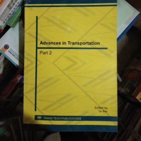 advances in transportation   part2