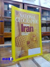 NATIONAL   GEOGRAPHIC  美国国家地理杂志 英文版 AUGUST 2008