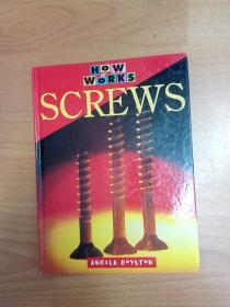 英文原版书:Screws (Machines in Action)(大16开精装)螺丝