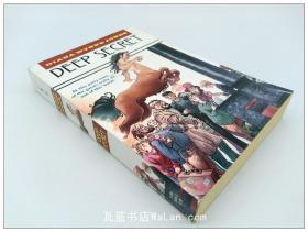 Deep Secret 秘密 儿童小说 英文原版