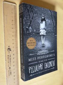 英文原版 品好如图 Miss Peregrine's Home for Peculiar Children by Ransom Riggs