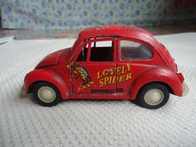 甲壳虫小汽车(牙铅的)