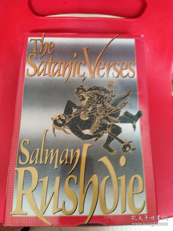 The Satanic Verses(16开精装)品好如图 请看图片(英文书)