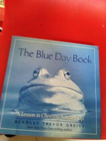 THE BLUE DAY BOOK(24开精装)品好如图