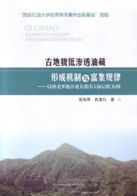 古地貌低渗透油藏形成机制与富集规律:以陕北W地区延长组长1油层组为例