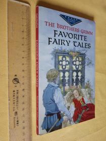 英文原版 《格林兄弟最喜欢的童话》Favorite Fairy Tales by Brothers Grimm