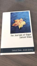 The Journals Of Major Samuel Shaw (印刷版-全英)