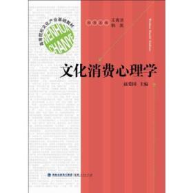 文化消费心理学/高等院校文化产业基础教材