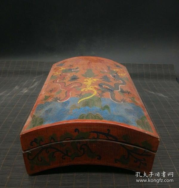 漆器盒,重量818g代理转图可以加价,运费自理。