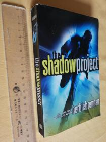英文原版 The Shadow Project by Herbie Brennan