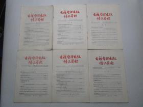 古籍整理出版情况简报(1994年第1-6期)