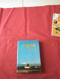 甘肃省志(第六十七卷)医药卫生志.卫生
