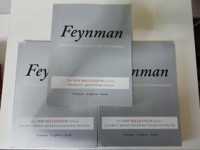 The Feynman lectures on physics        英文原版