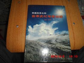 青藏高原北部前寒武纪地质初探 (精装)