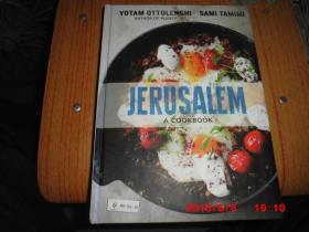 Jerusalem: A Cookbook耶路撒冷美食食谱