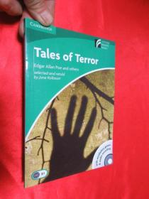 Tales of Terror [With CDROM and CD       【详见图】,附光盘
