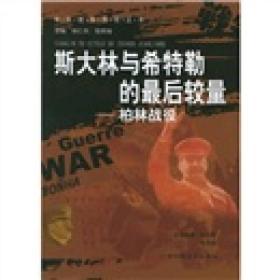 中外战争传奇丛书:斯大林与希特勒的最后较量-柏林战役
