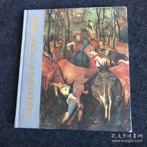 DüRER BRUEGEL:PAINTING PAINTERS【勃鲁盖尔:绘画画家】书内大量艺术图片