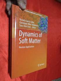 Dynamics of Soft Matter: Neutron Applications       (硬精装)     【详见图】