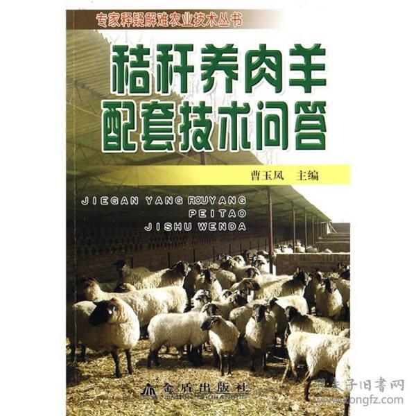秸秆养肉羊配套技术问答