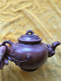 老紫砂壶,手工壶,标价最低了不议价老货