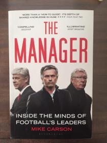 The Manager (Inside the Minds of Footballs Leaders)足球教练