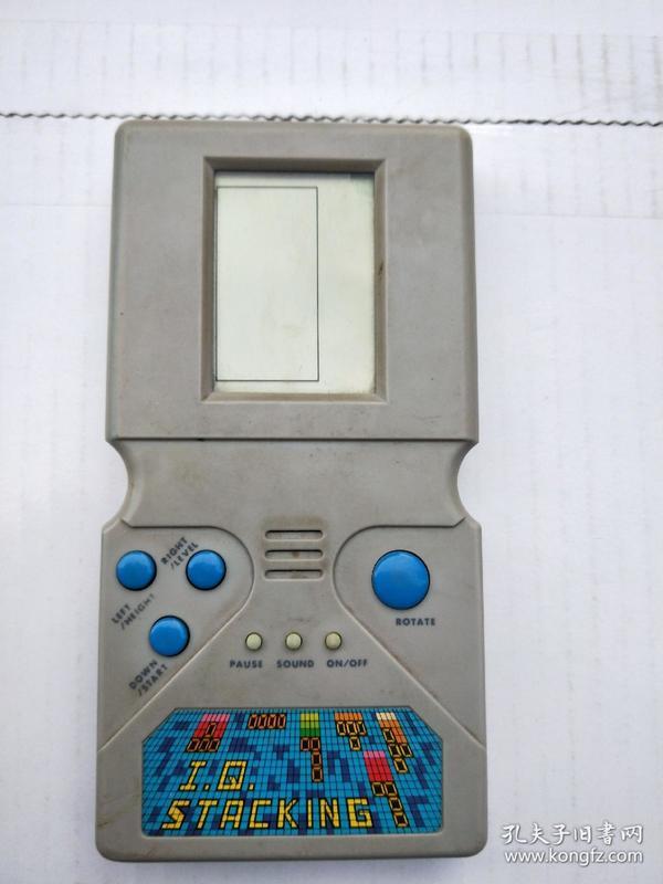 老游戏机 IQ STACKING