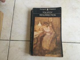 TOLSTOY RESURRECTION