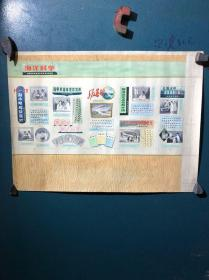 78年山东省科技展览会海院参展小样 于济南   手绘的