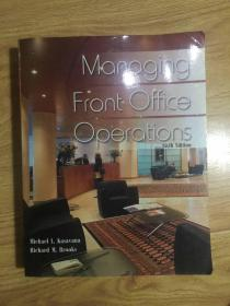 美国原版酒店管理类:MANAGING FRONT OFFICE OPERATIONS管理前厅SIXTH EDITION