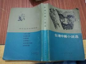 台湾中篇小说选