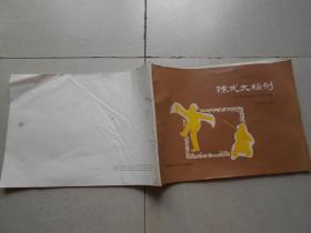 陈式太极剑(传统套路及简化套路)