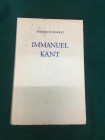 Immanuel Kant:Historishc-Kritische Interpretation Der Hauptschriften【伊曼纽尔.康德:主要著作的历史批判解读】