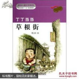 新创儿童文学系列:丁丁当当草根街.5