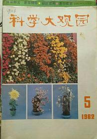 科学大观园1982-5