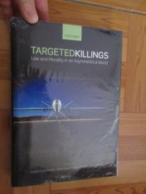 Targeted Killings: Law and Morality in an ...     (详见图)     16开,硬精装,全新未开封