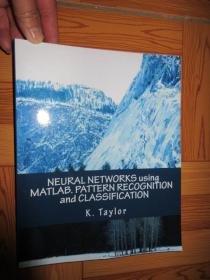 Neural Networks Using Matlab: Pattern Recognition and Classification     (详见图)