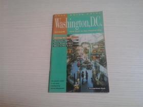 Washington,D.c. 英文原版